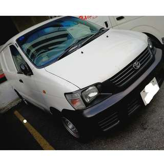 Toyota Liteace 4DR