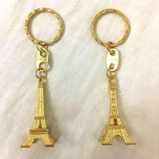🚚 🇫🇷巴黎鐵塔🗼紀念鑰匙圈