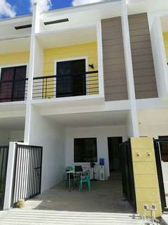 Affordable Townhouse in Quezon City