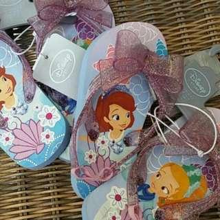 SALE! Princess Sophia slippers!
