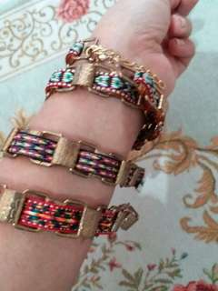 Gelang Ethnic - divarous collection
