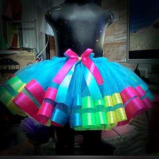 tutu skirt 1yr old to 5yr old