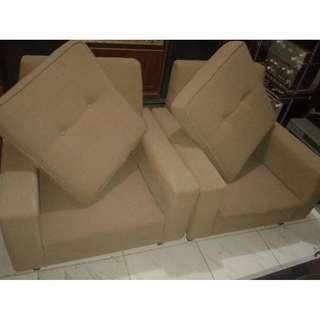 Sofa 2pcs.