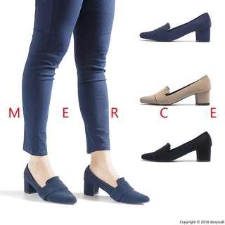 Sepatu Pantofel Hak Tinggi Wanita