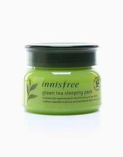 [PREORDER] Green Tea Sleeping Mask (80ml)