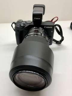 🚚 Canon M3 單眼 微單 長鏡 kit