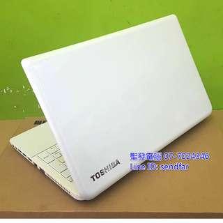 日系美型大螢幕 TOSHIBA C50-A 2020M 4G 500G DVD 15吋筆電 ◆聖發二手筆電◆