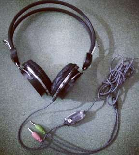 Headset (FREE 2 Items - MIC and SPEAKER)