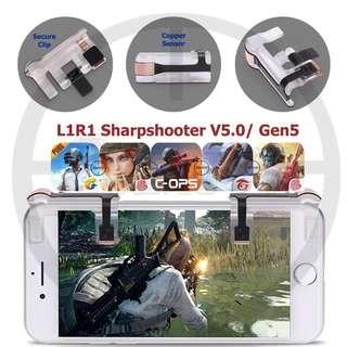 GEN5/V5.0 L1R1 SharpShooter ROS PUBG Controller v5