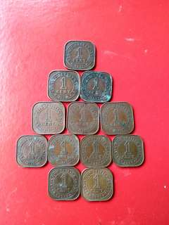 Straits Settlements Coins