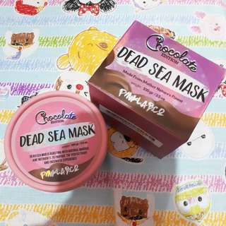 Pinklab chocolate mud mask