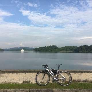 BTWIN hybrid bike for sale