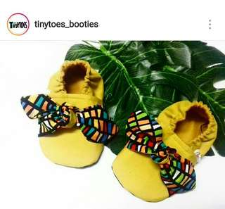 Baby Booties Raya Promotion