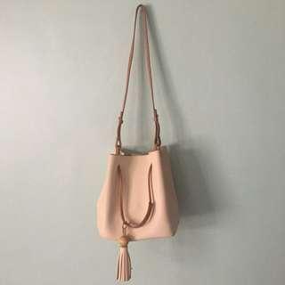Off White Handbag/Slingbag
