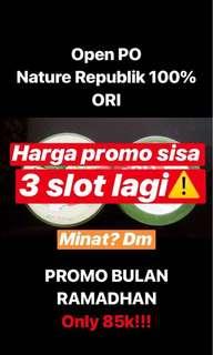 Nature republik NR murah