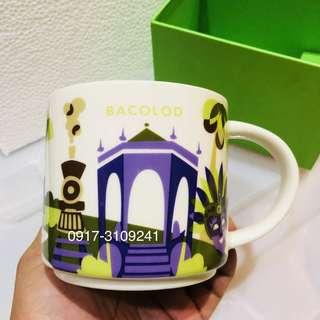 Starbucks Bacolod YAh Mug