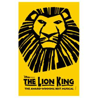 LION KING - 4 tickets - Saturday 7th July 7.30pm - Cat A – 195 SGD per ticket (=retail price)