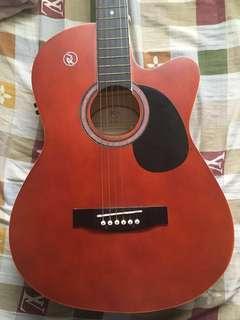 RJ Manila Folk Guitar