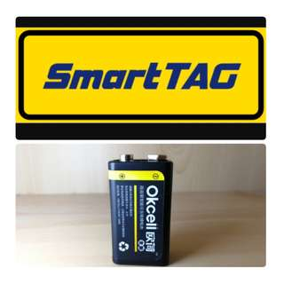 9v Battery (usb Rechargeable )
