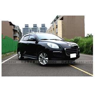 2010年-納智捷-SUV(天窗.定速.導航)『輕鬆低月付』怎麼輕鬆貸.讓我來幫你!