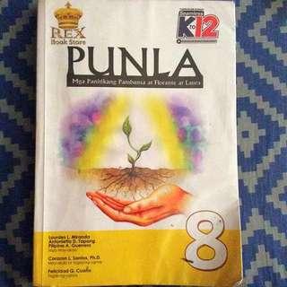 Grade8 PUNLA