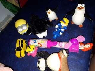 Toys take all