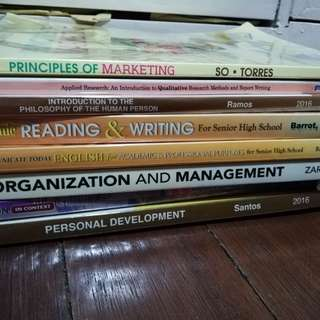 Grade 11 Textbooks
