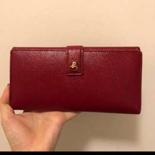 (marked down!!) Agnes b wallet/ purse/clutch