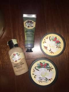 Body shop set