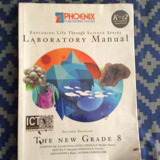 Grade8 Science Laboratory Manual