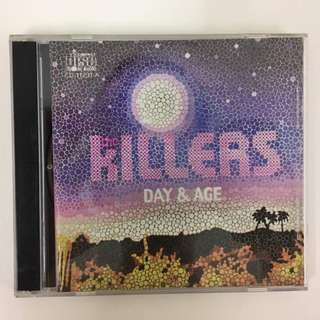 The Killers Day and Age Album CD