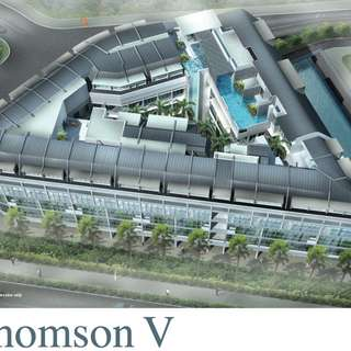 Thomson V Two Shop space for sale