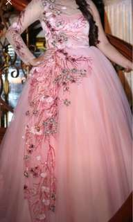 2in1 Gown for Rent