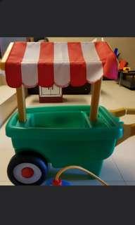 Little Tikes Gardening Cart