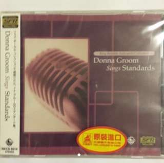( King Records ) Audiophile Collection - Donna Groom Sings Standards ( CD )