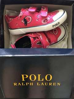 Polo gal shoes
