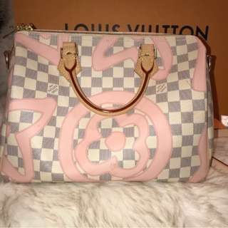Authentic Louis Vuitton Tahitienne Speedy 30 Limited Edition