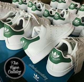 (COD) Adidas Stan Smith Fairway Green