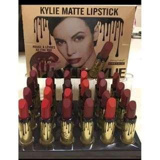 24pcs Matte Lipstick