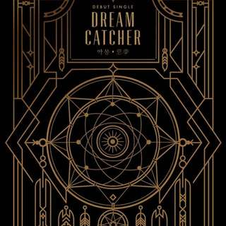 WTB DREAMCATCHER DEBUT ALBUM
