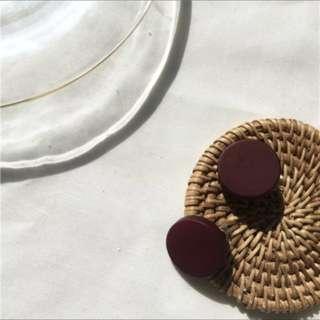 🚚 木製耳環(三對免運)