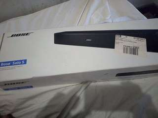 Bose Solo 5 TV Sound Entertainment System