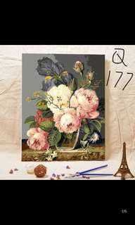 (June shipping)DIY paint by numbers 40X50