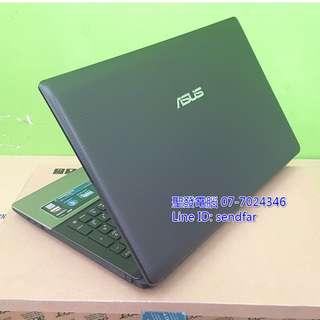 天M多開大螢幕獨顯 ASUS K55V i7-3630QM 8G 500G 獨顯 DVD 15吋筆電 ◆聖發二手筆電◆