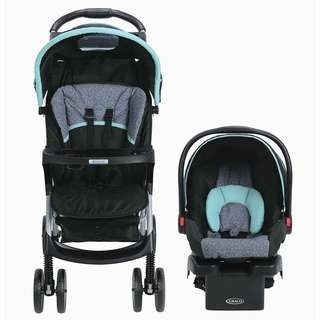 Graco Sully Travel System