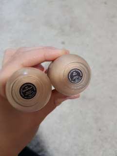 Nude by Nature Flawless foundation x 2