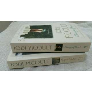 Take All!!! Jodi Picoult's Books