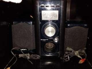 Weifi Speaker Sou d System