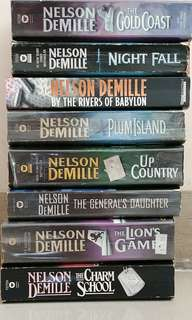 Books by Nelson Demille