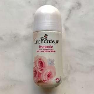 [Enchanteur] Romantic Anti Perspirant Roll-On Deodorant 40ml